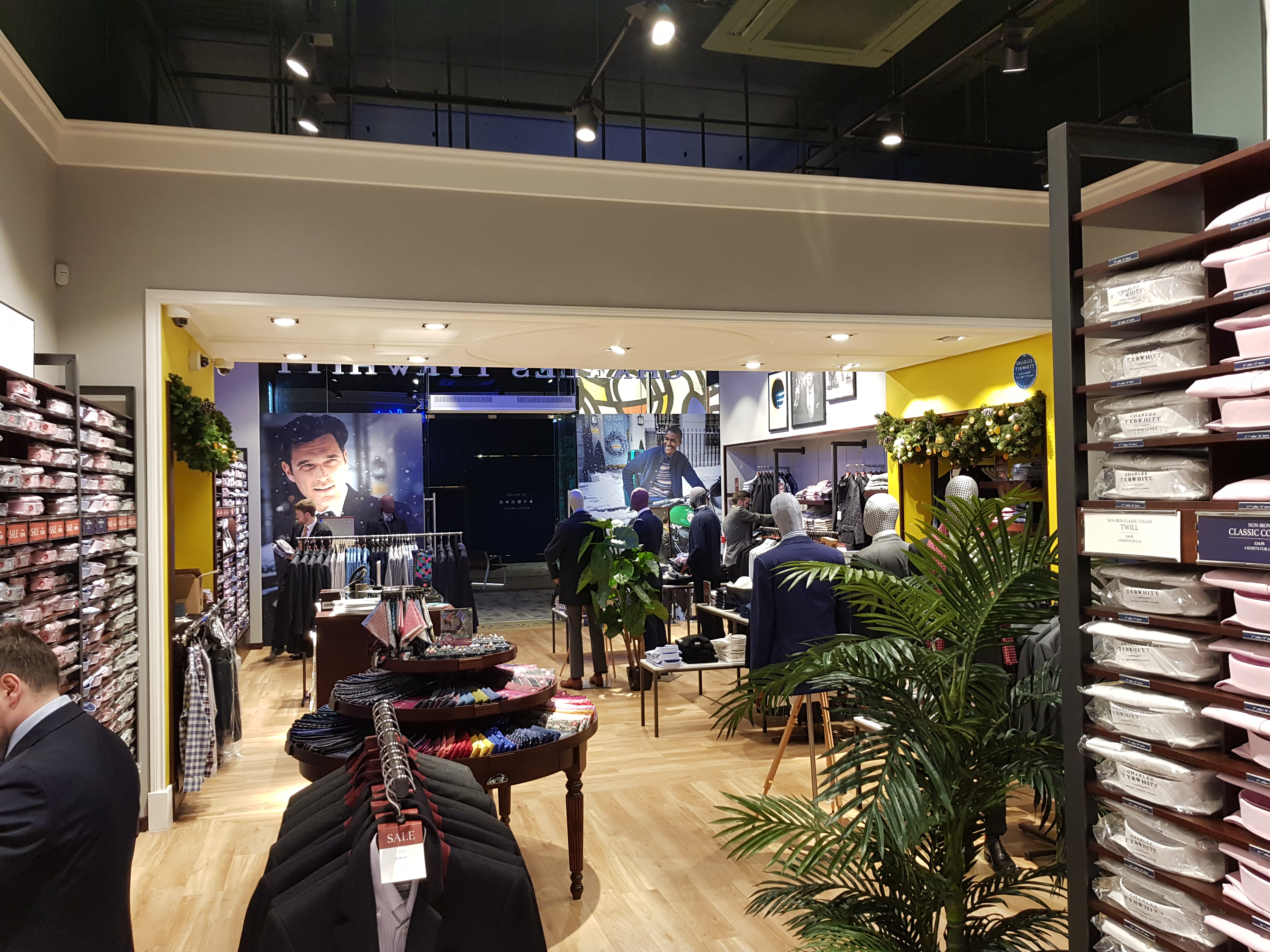 f534a387075 The new Charles Tyrwhitt store  …  Read more